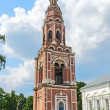 Cathedral complex of the town of Bronnitsy, Russia. — Stockfoto