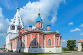 Architecture of the Kolomna Kremlin, city of Kolomna, Russia. — Zdjęcie stockowe