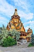 Kreml izmailovo, znajdujące się w pobliżu hotelu izmailovo nieruchomości. — Zdjęcie stockowe