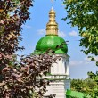 Kiev-Pechersk Lavra was founded in 1051 by Yaroslav the Wise. — Foto Stock