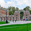 Estate of Tsaritsyno in Moscow, Russia. — Stock Photo