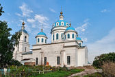 The Church of the Golden ring of Russia. — 图库照片