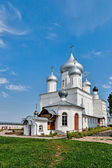 The Church of the Golden ring of Russia. — Stock Photo