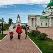Stock Photo: Spaso-Yakovlevsky Dimitriev monastery, Golden Ring of Russia