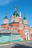 Kolomna Kremlin, Russia, city of Kolomna. — Stockfoto