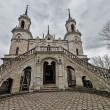 Church in honour of the Vladimir icon of the mother of God, buil — Stockfoto