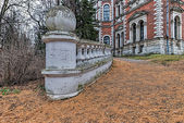 The manor complex Bykovo, built in 1780 by architect Bazhenov. — Stock Photo