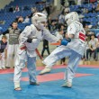 Competition on kyokushinkai karate. — Stock Photo #41549003