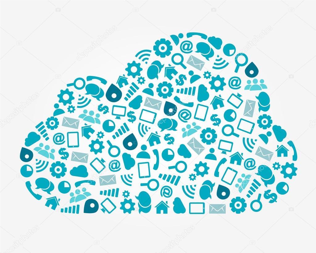 cloud computing wallpaper hd