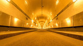 Old Elbe Tunnel — Stock Photo
