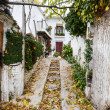 Lanjaron andalusien typical — Stock Photo