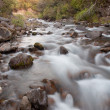 Stock Photo: Faded creek