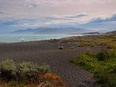 Beatiful view of Kaikoura coast — Stock Photo