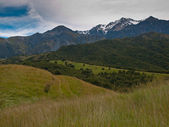 Kaikoura range — Stock Photo