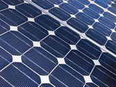 Solar cell detail — Stock Photo