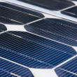 Detail of solar panel — Stock Photo #14706335
