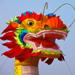 Colorfull dragon — Stock Photo