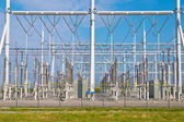 Transformation power station — Stock Photo