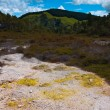 Stock Photo: Sulfur deposit