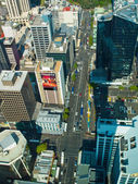 Auckland city centre — Stockfoto