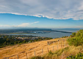View over Christchurch — Stock Photo