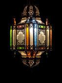 Moroccan lantarn — Stock Photo