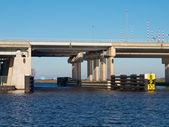 çizim nehri köprüsü'nün parçası — Stok fotoğraf