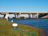 Ponte autostrada — Foto Stock