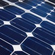 Solar panel is generating electricity — Stock Photo #14725167