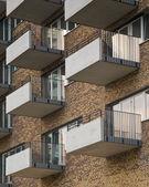 Europejskiej architektura tło — Zdjęcie stockowe