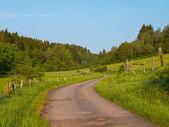 Country road — Stockfoto
