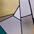 Stock Photo: Abstract stained glass