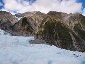 Glacier mountain view — Stock Photo