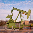 Oil Pump Jack — Stock fotografie #32660687