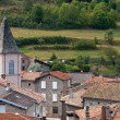 French Rural Village — Stock Photo