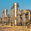Natural gas processing site — Stock Photo #33942939
