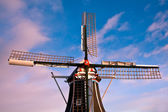 Wind Mill Netherlands — Stock Photo