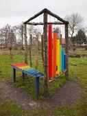 Xilofono arcobaleno — Foto Stock
