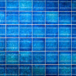 Solar cell background — Stock Photo
