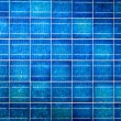 Stock Photo: Solar cell background