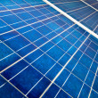 Solar cell close up — Stock Photo