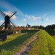 Fortress Village Netherlands — Stock Photo