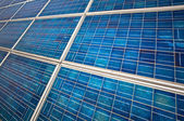 Close up of a solar panel — Stockfoto