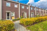 Modern Terrace Houses — Stock Photo
