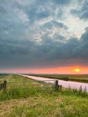 Sunrise Oldamt — Foto Stock