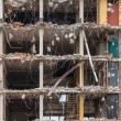 Demolition of a High rise Bulding — Stock Photo #39376681
