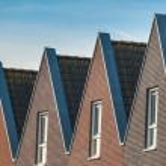 Housing Market Wallpaper — Stock Photo