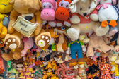 Collection of Teddy bears — Stock Photo