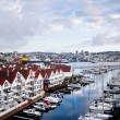 Stavanger bay, Norway — Stock Photo