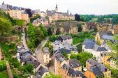 Luxembourg city — Stock Photo